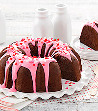 Mrs. Fields® Chocolate Lovers Bundt Cake