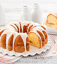 Mrs. Fields® Snickerdoodle Bundt Cake