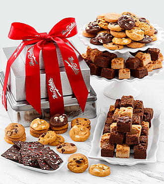 Mrs. Fields® Traditional Sterling Cookie Bundle