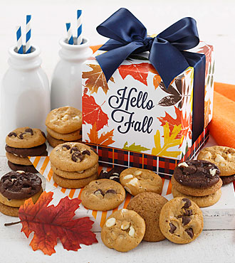 Fall Mini Combo Box