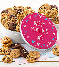 Mrs. Fields® Happy Mother's Day Nibbler Tin