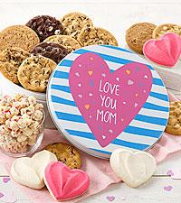 Mrs. Fields® Love You Mom Combo Tin