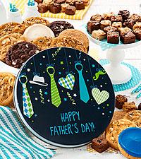 Mrs. Fields® Father's Day Round Tin