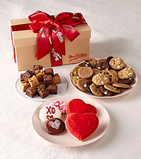 Mrs. Fields® Love is Everywhere Treats Box