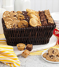 Mrs. Fields® Bite-Sized Bounty Basket