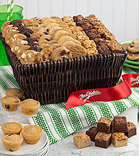 Mrs. Fields® Deluxe Bite-Sized Bounty Basket