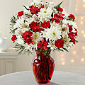 Joy to the World Holiday Bouquet