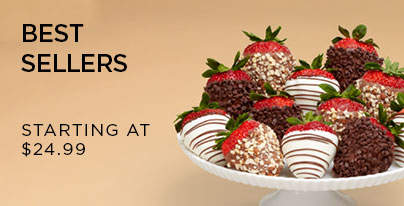 Shari's Berries Best Sellers
