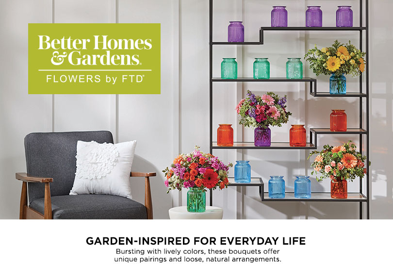 Flowers And Plants With Better Homes Gardens