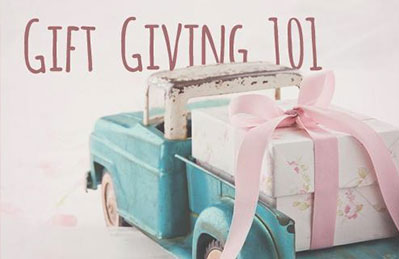 Gift Giving Etiquette: How to Gracefully Give a Belated Gift