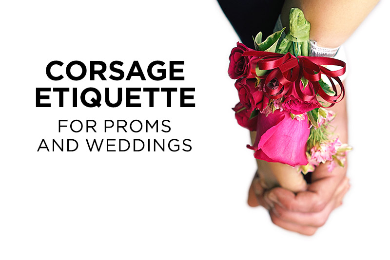 Corsages boutonnieres prom corsage near me ftd many formal occasions such as proms formal dances graduations and weddings call for the wearing of a corsage or boutonniere like most traditions there freerunsca Image collections