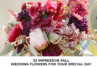 Wedding collection inspired by warm colors of deep red golden yellow and pumpkin orange this season features some of the best wedding flowers mightylinksfo