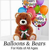 Balloons & Bears