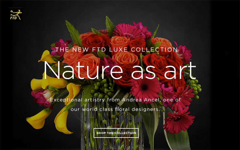 The New FTD Luxe Collection