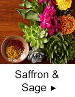 Saffron & Sage