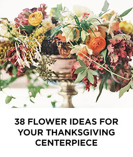 Thanksgiving Centerpiece Inspiration Series