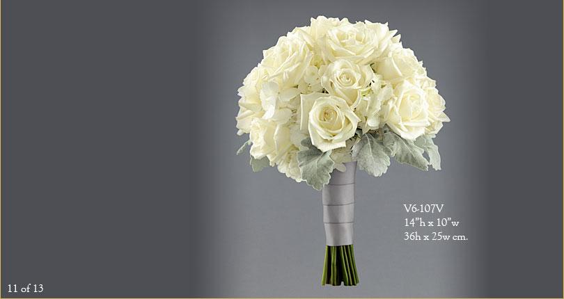 Vera Wang Bridal Bouquets & Vera Wang Wedding Flowers - FTD