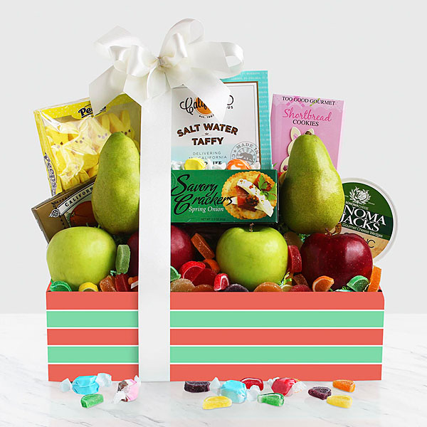 Treats for My Peeps Easter Gift Basket