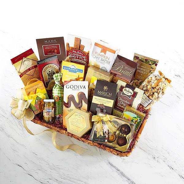 Fall Feast Basket