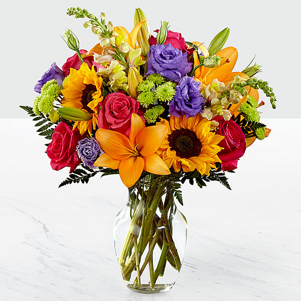 Sku b p the ftd best day bouquet from