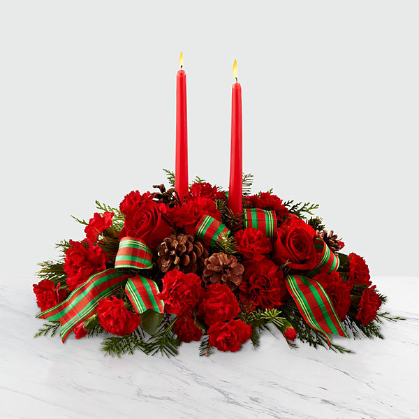 Christmas Flowers Floral Arrangements Delivered By FTD - Christmas arrangements