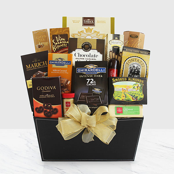 ftd exclusive fine and fancy gift box
