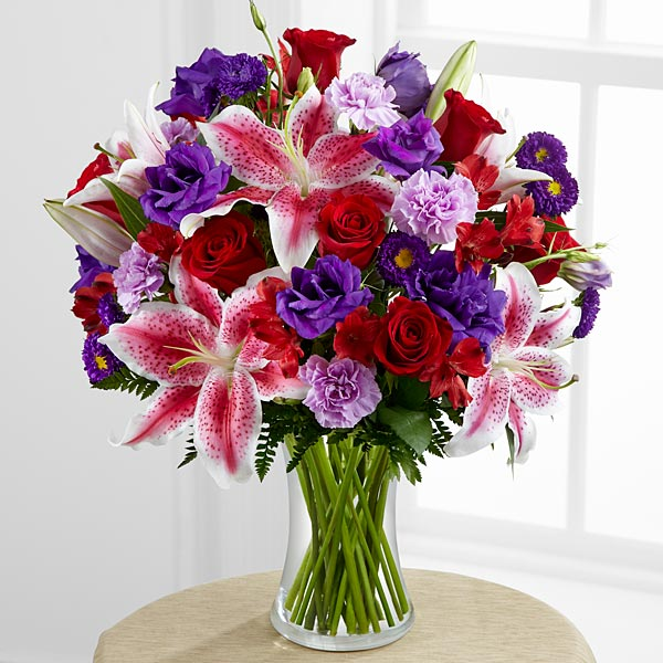 Flowers: bouquet of flowers