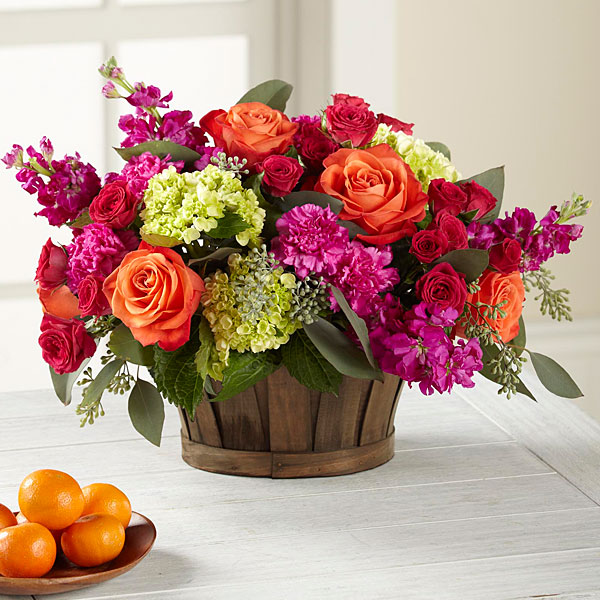 Fall Flowers and Arrangements, Send Autumn Flowers with FTD