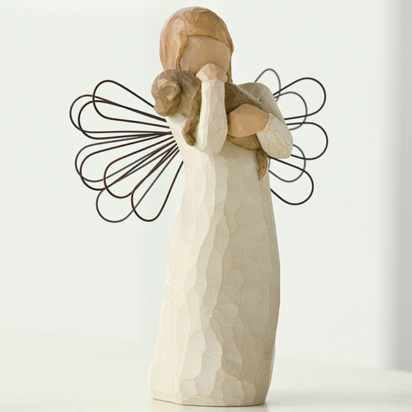 The Willow Tree Angel of Friendship Figurine