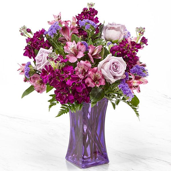 Purple Presence™ Bouquet