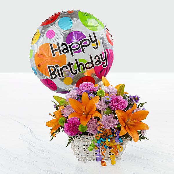 happy birthday flowers  birthday flowers  ftd, Natural flower