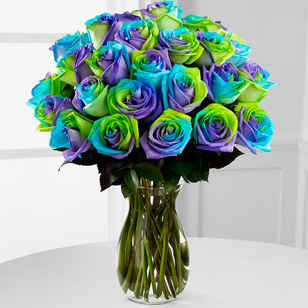 image gallery how rainbow roses