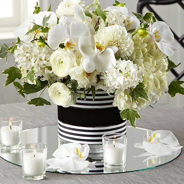 Flower Centerpieces and Wedding Arrangements - FTD